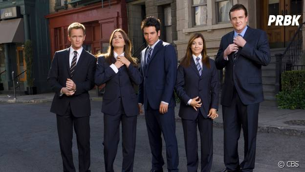 How I Met Your Mother : 8694 costumes