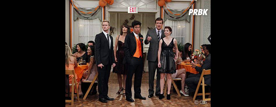 How I Met Your Mother : 8694 costumes pour les personnages
