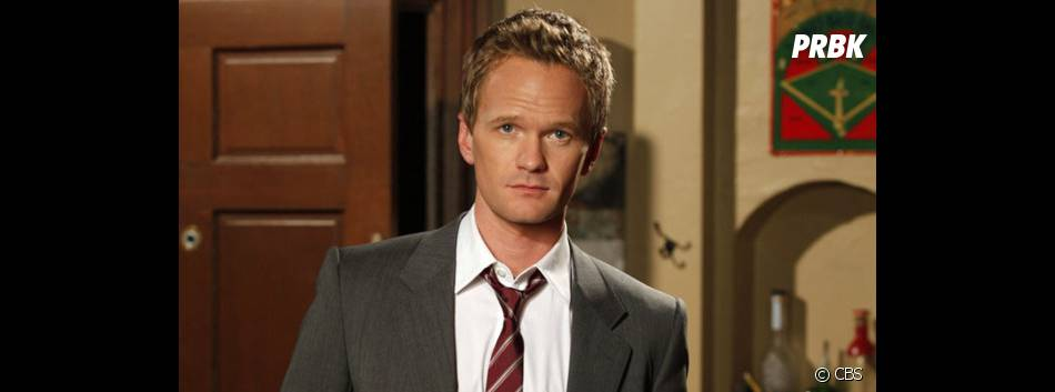 How I Met Your Mother : Barney est incarné par Neil Patrick Harris