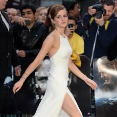 Emma Watson : robe sexy (et ultra fendue) sur le tapis rouge de Noé