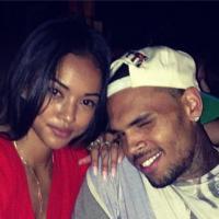 Chris Brown et Karrueche Tran en couple : déclaration d'amour sur Instagram