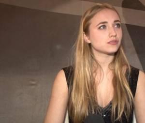 Chloé Jouannet, la fille d'Alexandra Lamy joue un premier rôle au cinéma dans Avis de Mistral, de Rose Bosch