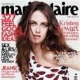 Kristen Stewart : cover girl de Marie Claire UK, numéro mai 2014