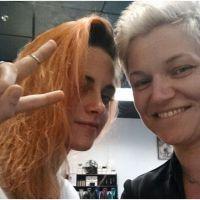 Kristen Stewart : cheveux oranges sur Instagram... et bientôt blonds ?