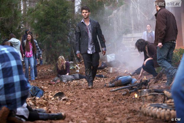The Originals siason 1, épisode 19 : explosion et destruction pour Elijah