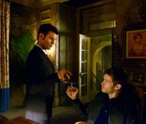 The Originals siason 1, épisode 19 : Daniel Gillies et Joseph Morgan