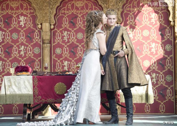 Game of Thrones saison 4 : un mariage sous tension