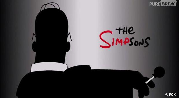 Les Simpsons : une bande-annonce en parodie de Mad Men