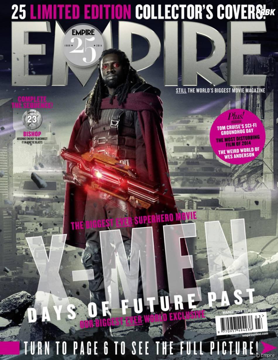 X-Men Days of Future Past : Omar Sy incarne un nouveau mutant