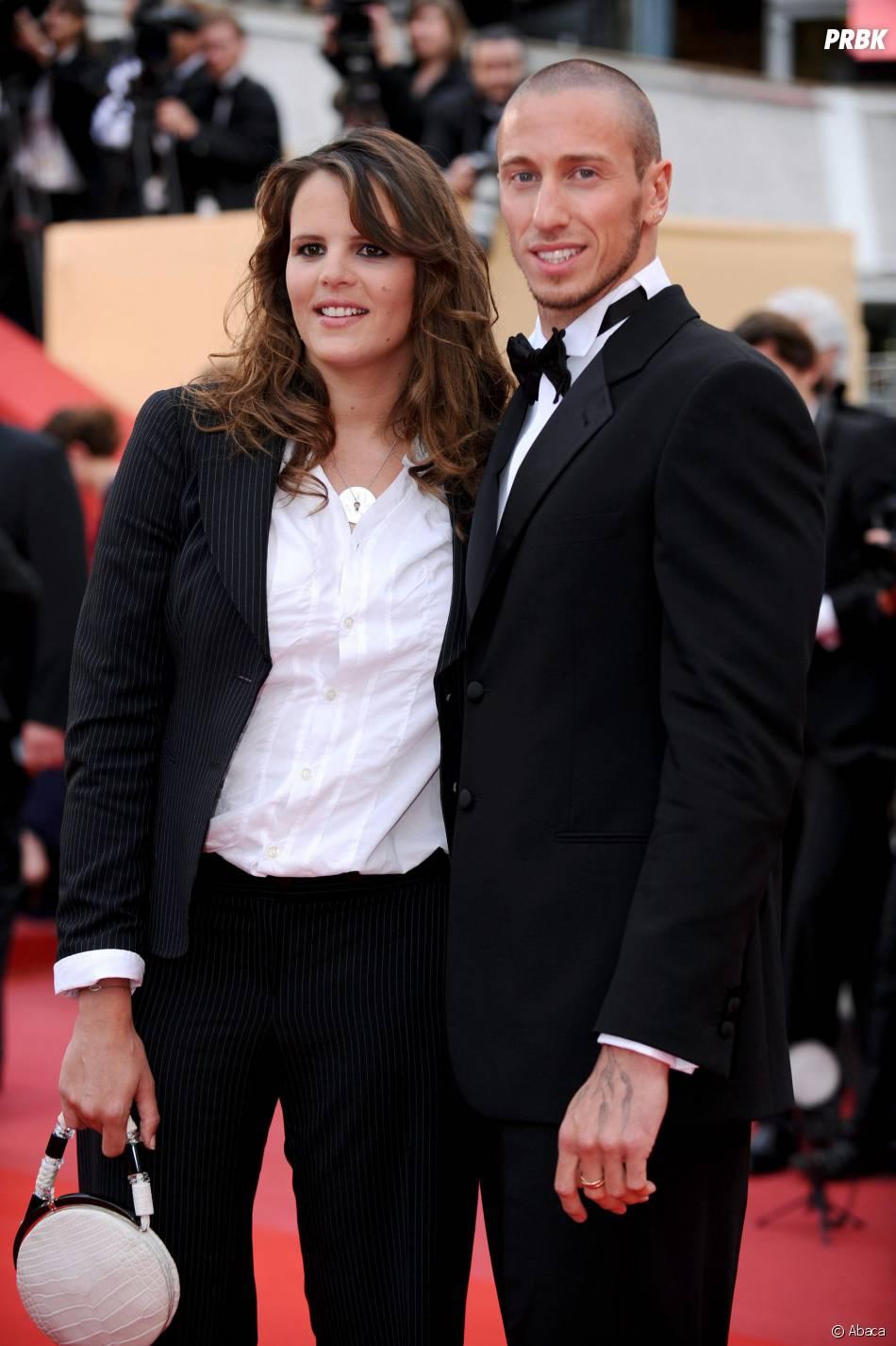 Laure Manaudou et Frédérick Bousquet : le coupe s'est séparé en juin 2013