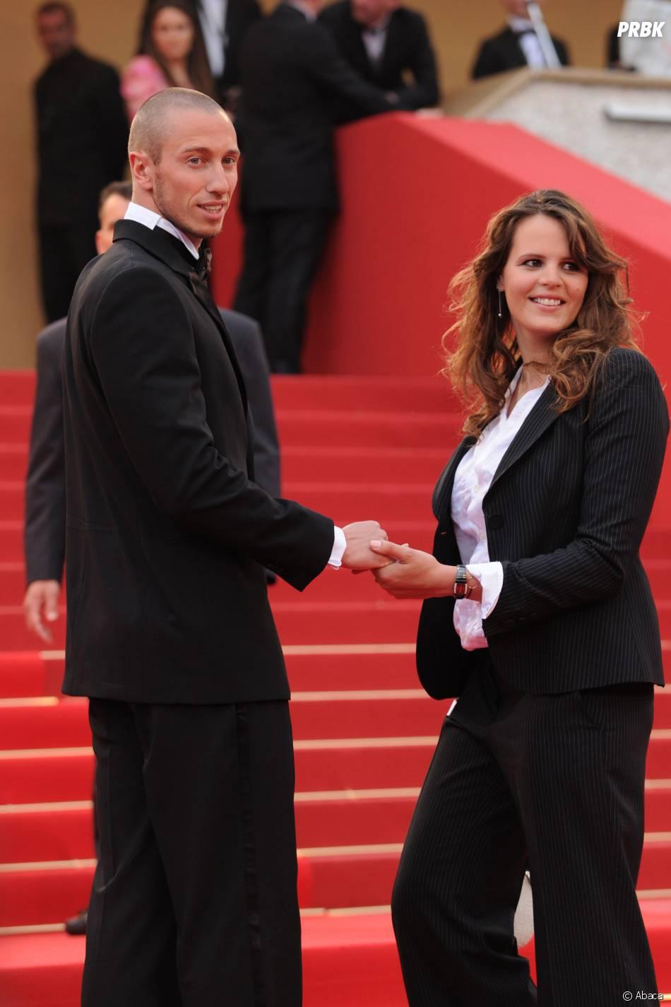 Laure Manaudou et Frédérick Bousquet, parents d'une petite Manon