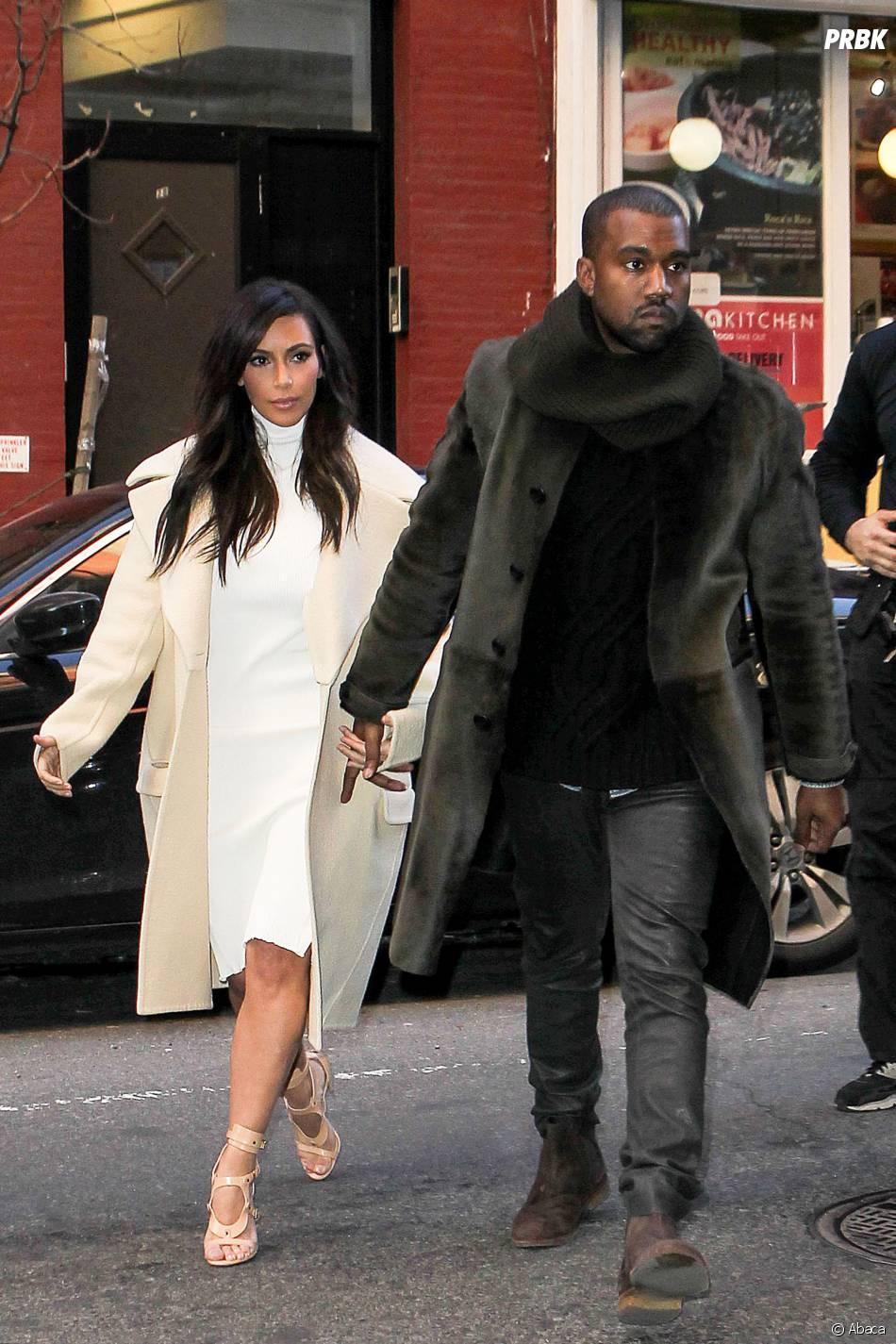 Kim Kardashian et Kanye West : les préparatifs de leur mariage s'accélèrent