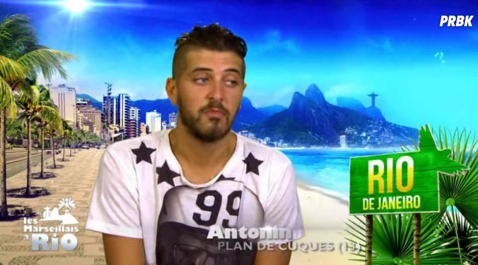 Les Marseillais à Rio : Antonin amoureux depuis son départ du Brésil