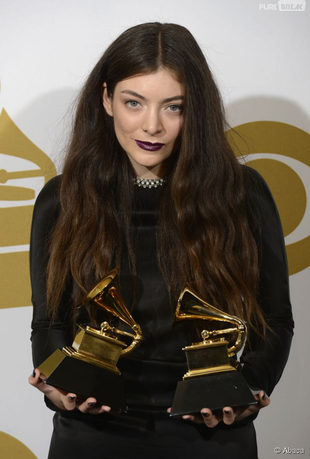 Lorde doublement récompensée aux Grammy Awards 2014