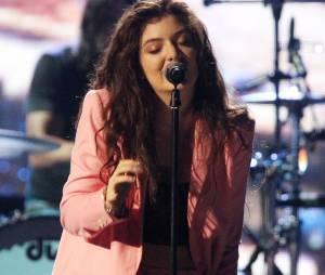 Lorde : une infection respiratoire pour la chanteuse de Royals