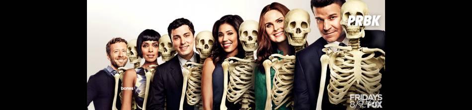 Bones saison 9 : de l'amour au programme ?