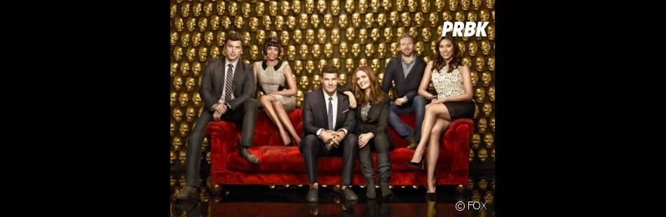 Bones saison 9 : Booth et Brennan vont laisser leur place