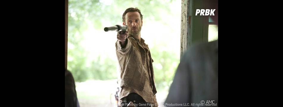Walking Dead saison 5: plus d'action au programme