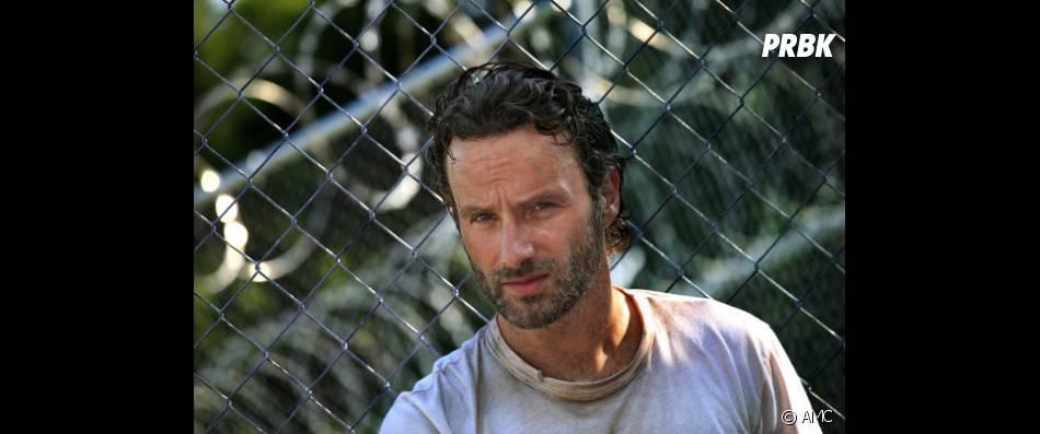 Walking Dead saison 5: Rick face à un retour