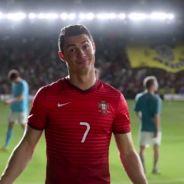 Cristiano Ronaldo, Neymar, Zlatan... stars d'une pub hallucinante pour Nike
