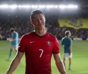 Nouvelle pub Nike avec Cristiano Ronaldo