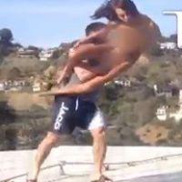 Dan Bilzerian : la star d'Instagram jette une actrice porno d'un toit et se rate
