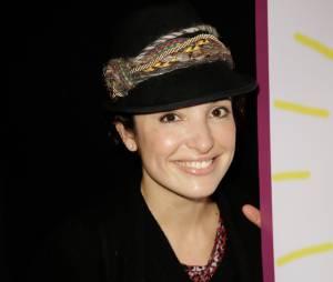 """Isabelle Vitari à l'avant-première du one-man-show """"J'en étais où ?"""", le 24 mars 2013 à Paris"""