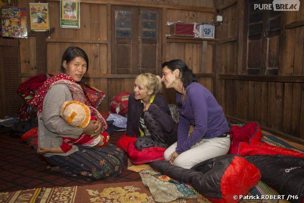 Pékin Express 2014 : Aurélie et Christila, binôme de jeunes mamans dans la saison 10 sur M6
