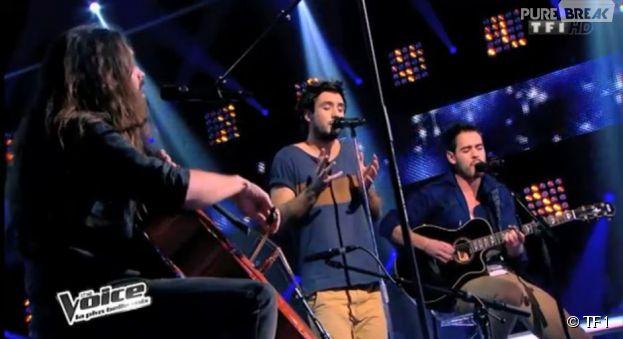 The Voice 3 : les Fréro Delavega célibataires ?