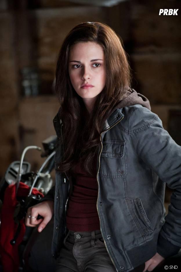 Une perruque pour Kristen Stewart dans Twilight 3
