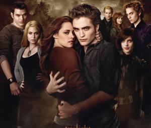 Twilight 2 : affiche du film