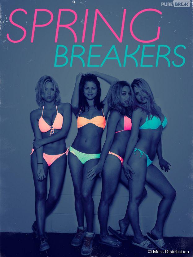 Spring Breakers : une suite officiellement en préparation