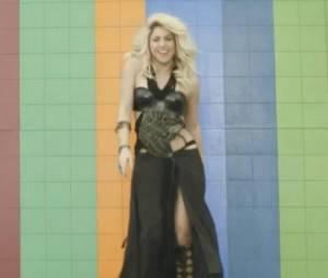 Shakira : le clip de Dare (La La La) dévoilé sur la Toile
