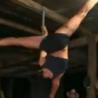 Shanna (Les Anges 6) : pole dance sexy... dans un ranch
