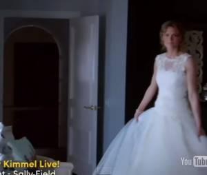 Castle saison 6 : Kate en robe de mariage