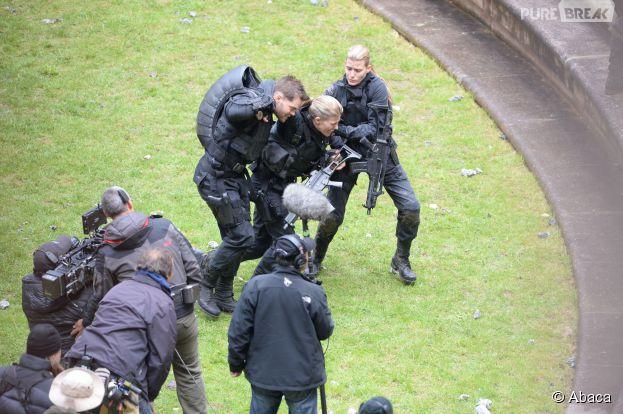 Hunger Games 3 La Suite Est En Tournage Noisy Le Grand