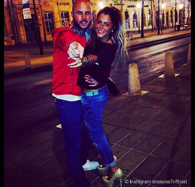 Anaïs Camizuli en couple