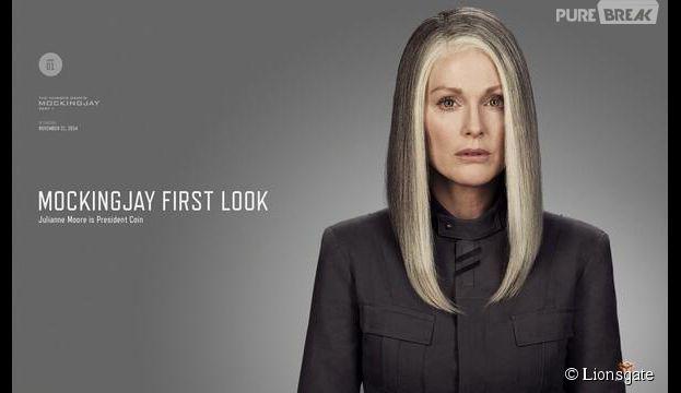 Hunger Games 3 : Julianne Moore sur une photo promotionnelle