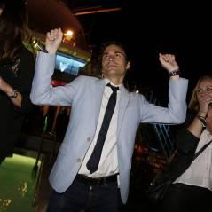 Maxime Musqua, Bertrand Chameroy, Jérôme Niel... folles soirées à Cannes 2014