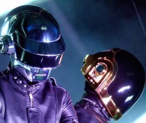 """Daft Punk a récupéré le prix du """"Meilleur album Electro"""" aux Billboard Awards 2014"""
