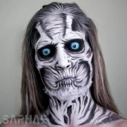 [FUN] Elle réalise des maquillages incroyables d'icônes pop culture