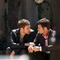 """The Originals saison 2 : """"alliance"""" entre Klaus et Elijah, la fin des tensions ?"""