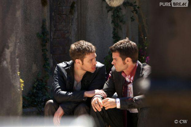 The Originals saison 2 :Klaus et Elijah vont s'allier
