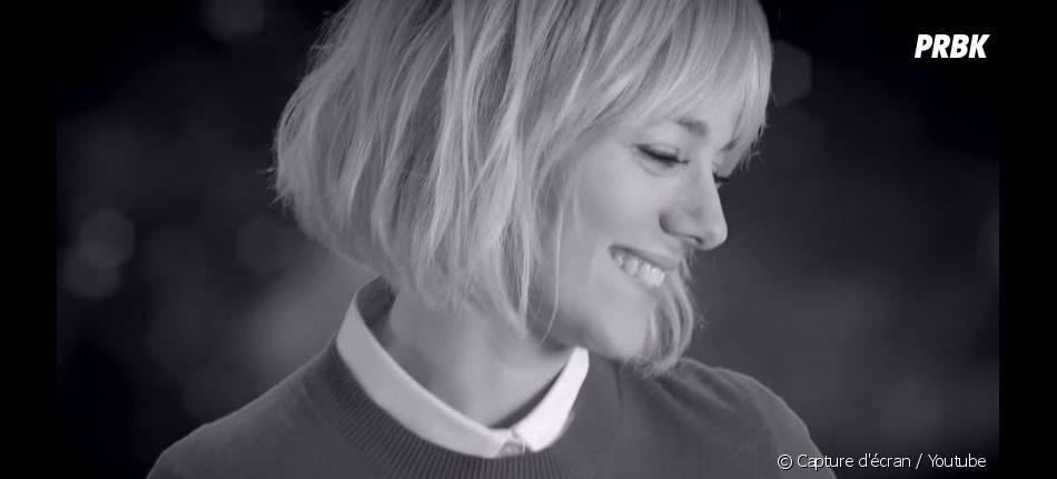 Alizée sexy et blonde pour le casting Amor Amorbaptisé Constellation of Love