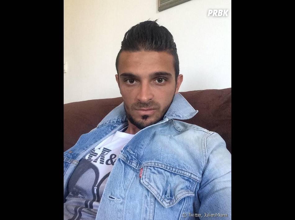 Les Marseillais à Rio : Julien joue au mannequin sur Twitter