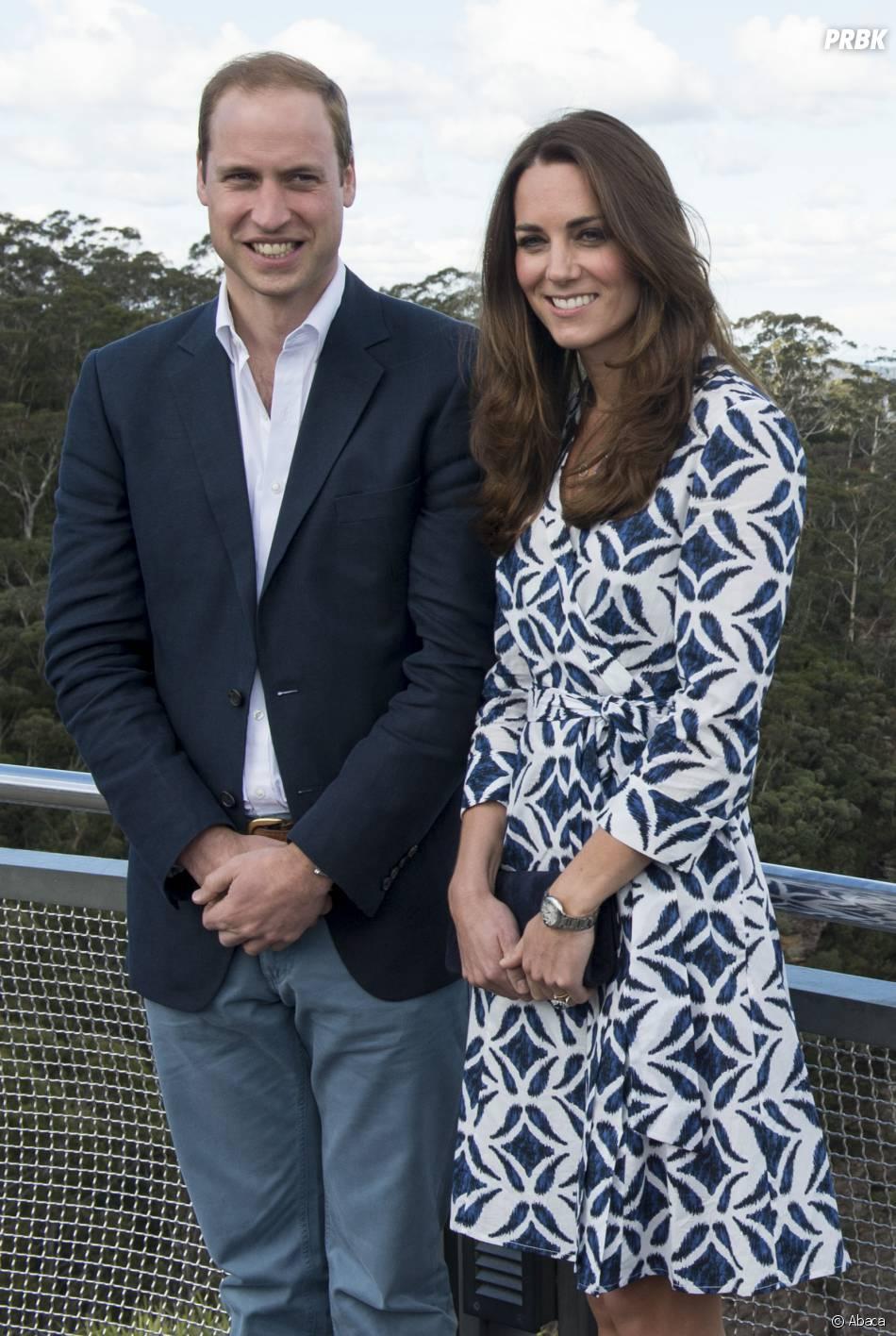 Kate Middleton et le Prince William n'ont pas encore réagit à la photo des fesses de la Duchesse