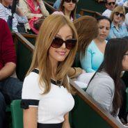Zahia pulpeuse, Audrey Lamy en couple... les people à Roland Garros ce dimanche