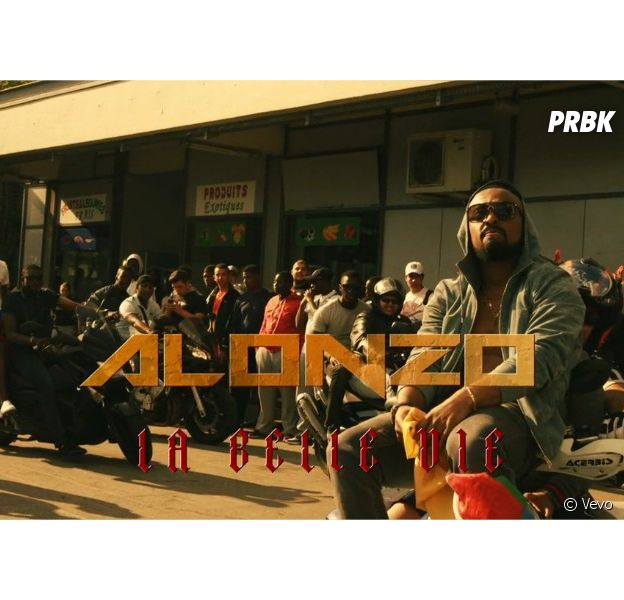 Alonzo - La Belle Vie, le clip officiel