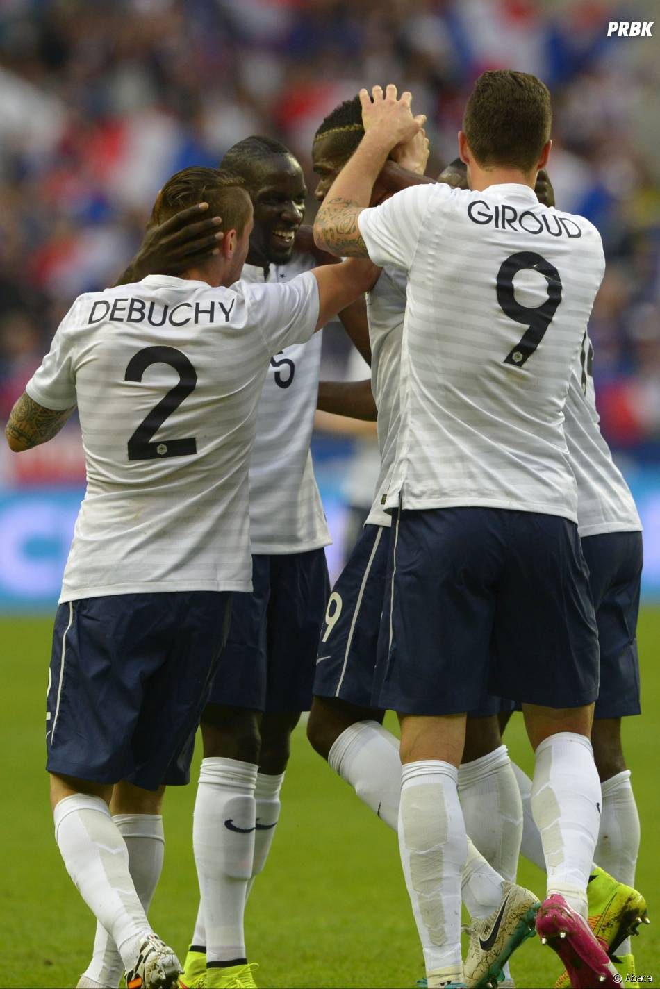 Equipe de France : suivez les bleus sur Twitter