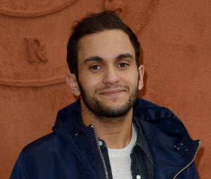 Malik Bentalha au Village de Roland Garros le mardi 3 juin 2014